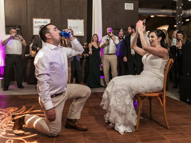Andrew and Kiara's Wedding in Mims, Florida 10