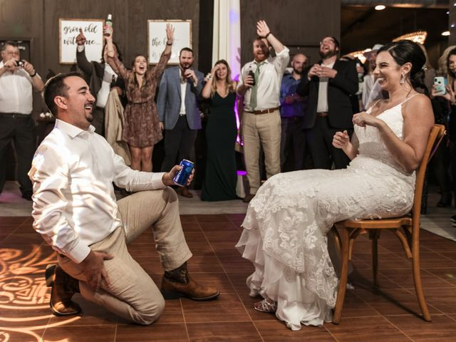 Andrew and Kiara's Wedding in Mims, Florida 11