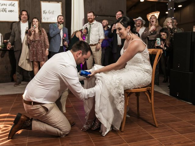 Andrew and Kiara's Wedding in Mims, Florida 12