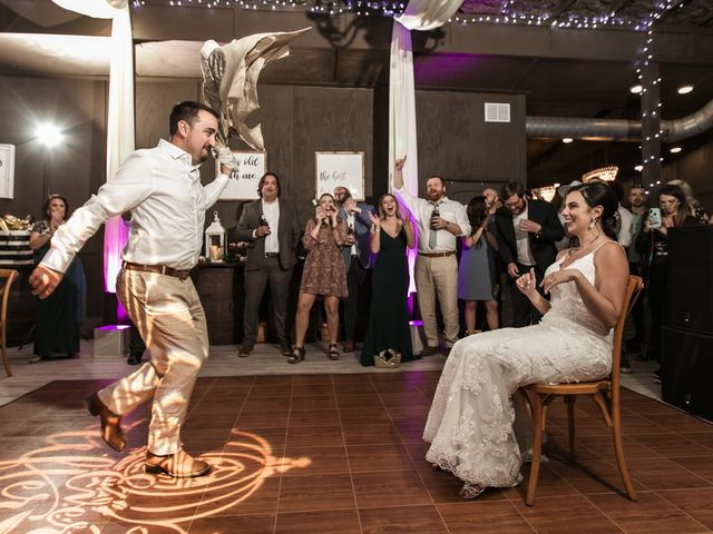 Andrew and Kiara's Wedding in Mims, Florida 13