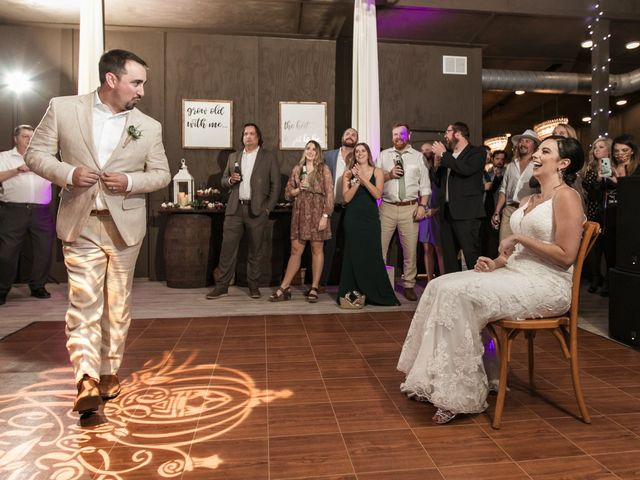 Andrew and Kiara's Wedding in Mims, Florida 14