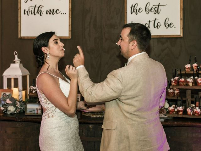 Andrew and Kiara's Wedding in Mims, Florida 15