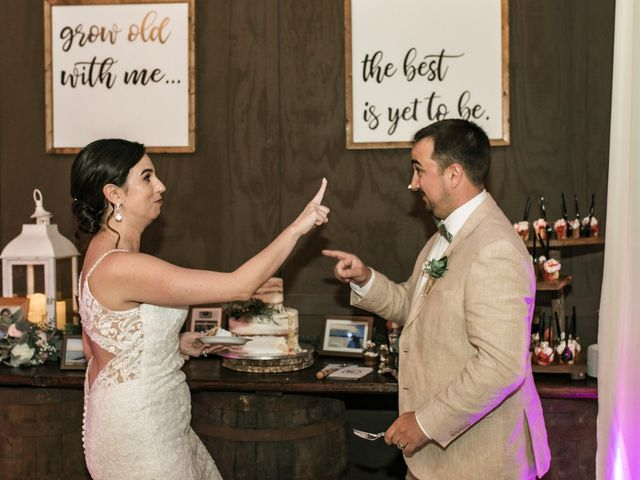 Andrew and Kiara's Wedding in Mims, Florida 16