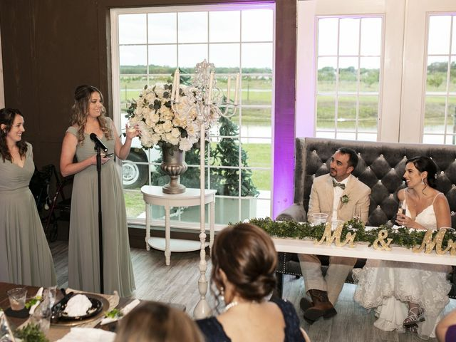 Andrew and Kiara's Wedding in Mims, Florida 17