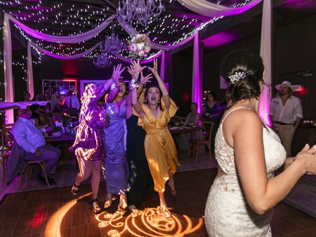 Andrew and Kiara's Wedding in Mims, Florida 18