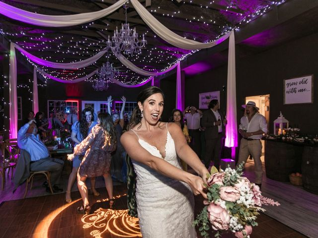 Andrew and Kiara's Wedding in Mims, Florida 19