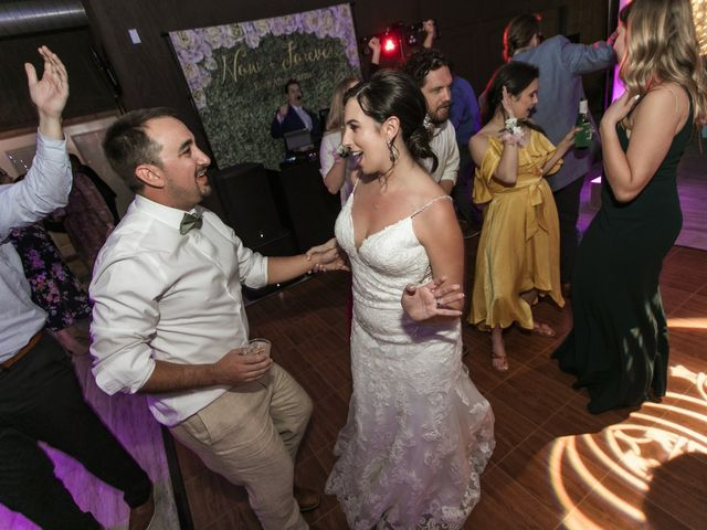 Andrew and Kiara's Wedding in Mims, Florida 22