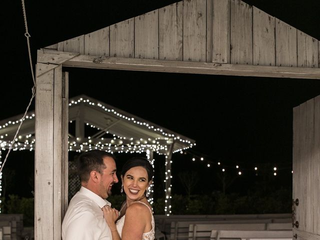 Andrew and Kiara's Wedding in Mims, Florida 28