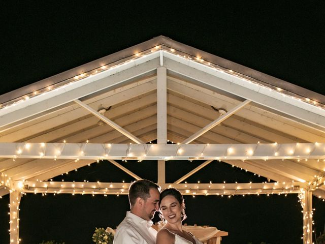 Andrew and Kiara's Wedding in Mims, Florida 29