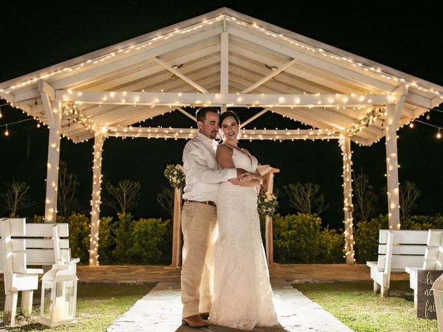Andrew and Kiara's Wedding in Mims, Florida 30