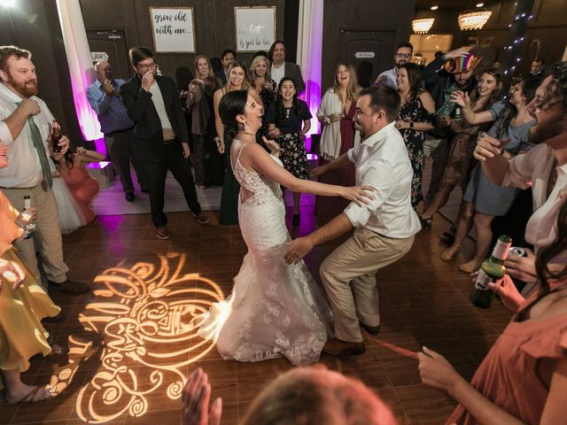 Andrew and Kiara's Wedding in Mims, Florida 32