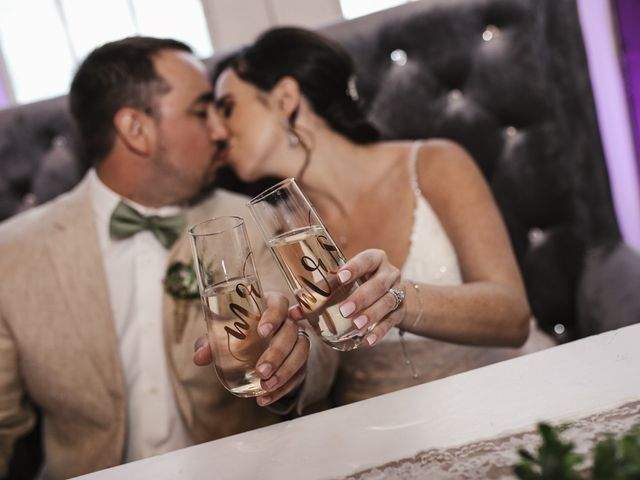 Andrew and Kiara's Wedding in Mims, Florida 37