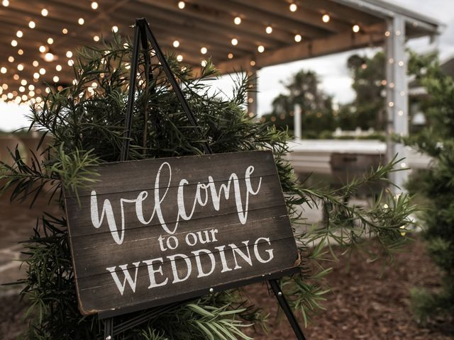 Andrew and Kiara's Wedding in Mims, Florida 38