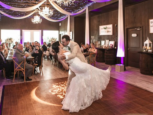 Andrew and Kiara's Wedding in Mims, Florida 41