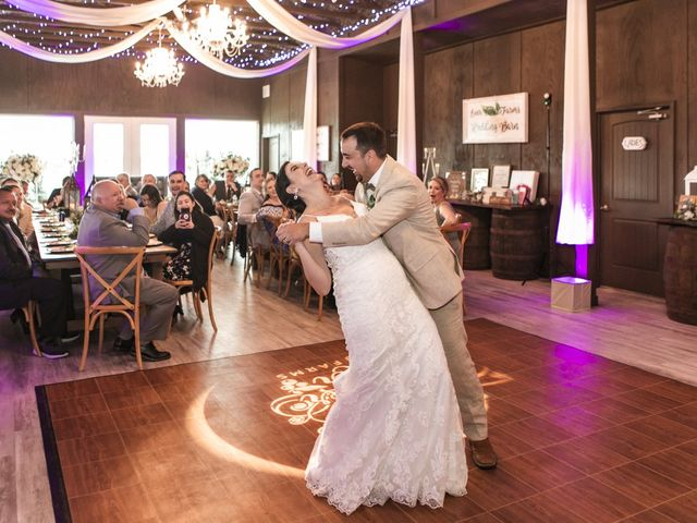 Andrew and Kiara's Wedding in Mims, Florida 42