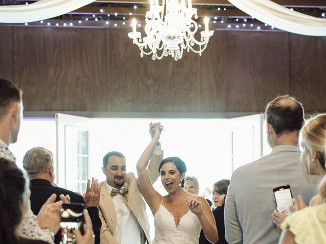 Andrew and Kiara's Wedding in Mims, Florida 46