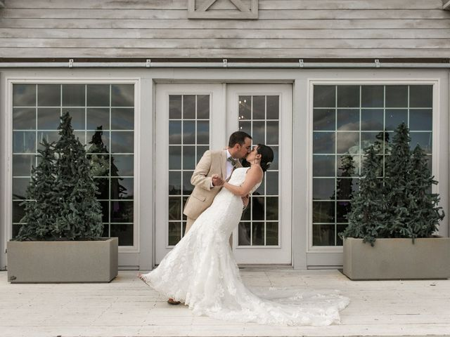 Andrew and Kiara's Wedding in Mims, Florida 51