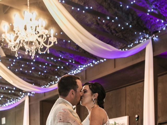 Andrew and Kiara's Wedding in Mims, Florida 52