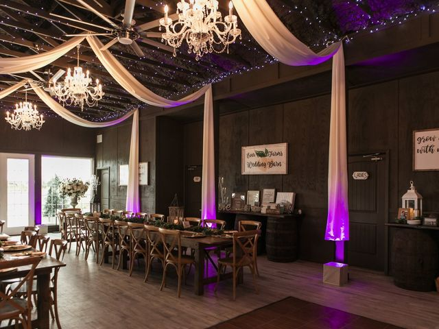 Andrew and Kiara's Wedding in Mims, Florida 54