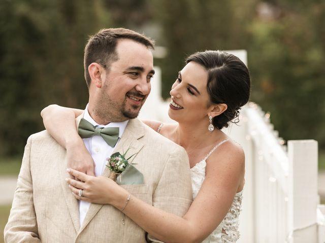 The wedding of Kiara and Andrew