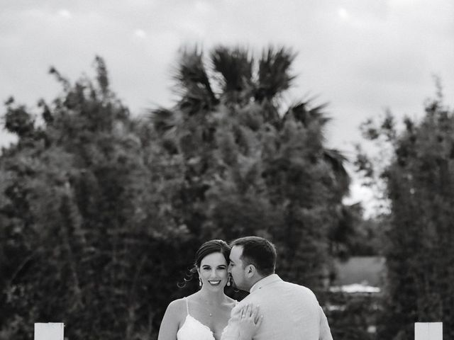 Andrew and Kiara's Wedding in Mims, Florida 58