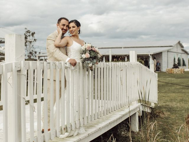 Andrew and Kiara's Wedding in Mims, Florida 59