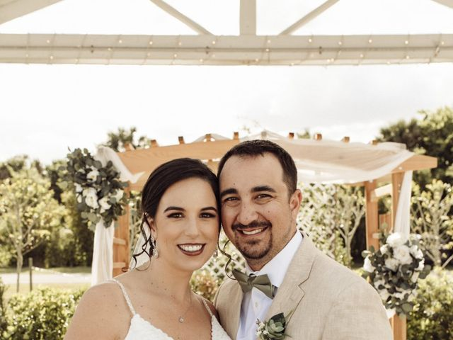Andrew and Kiara's Wedding in Mims, Florida 69