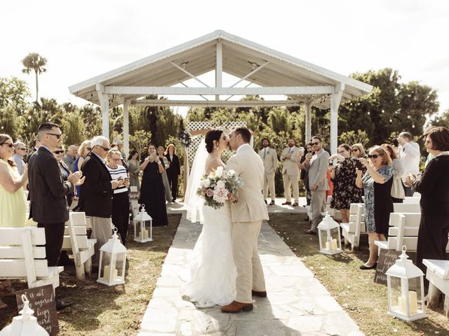 Andrew and Kiara's Wedding in Mims, Florida 70