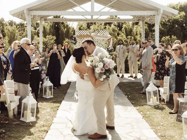 Andrew and Kiara's Wedding in Mims, Florida 71