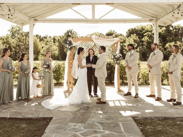 Andrew and Kiara's Wedding in Mims, Florida 72
