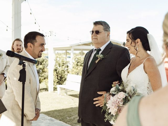 Andrew and Kiara's Wedding in Mims, Florida 74