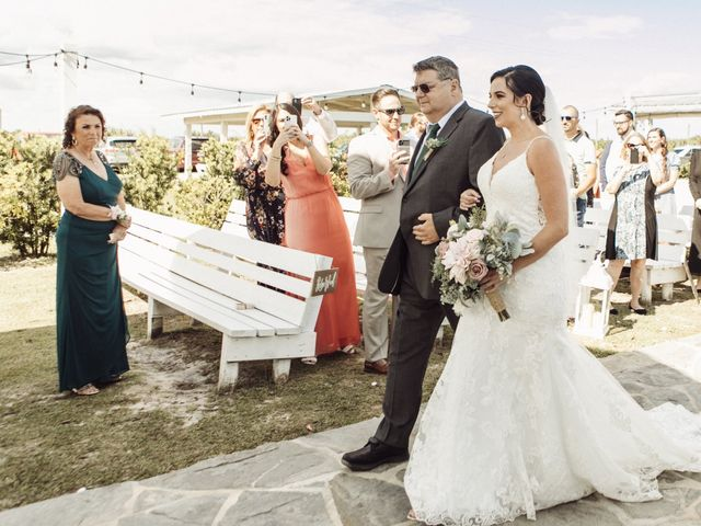Andrew and Kiara's Wedding in Mims, Florida 75