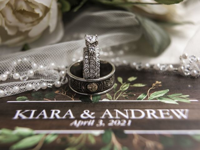 Andrew and Kiara's Wedding in Mims, Florida 79