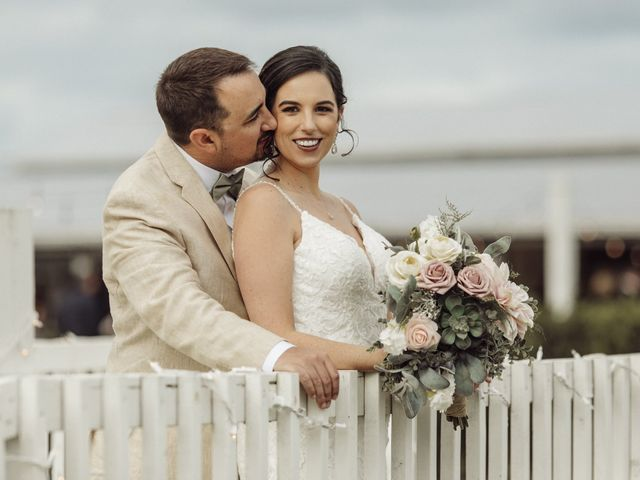 Andrew and Kiara's Wedding in Mims, Florida 84