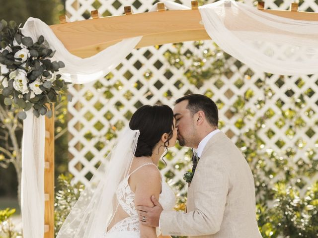 Andrew and Kiara's Wedding in Mims, Florida 88