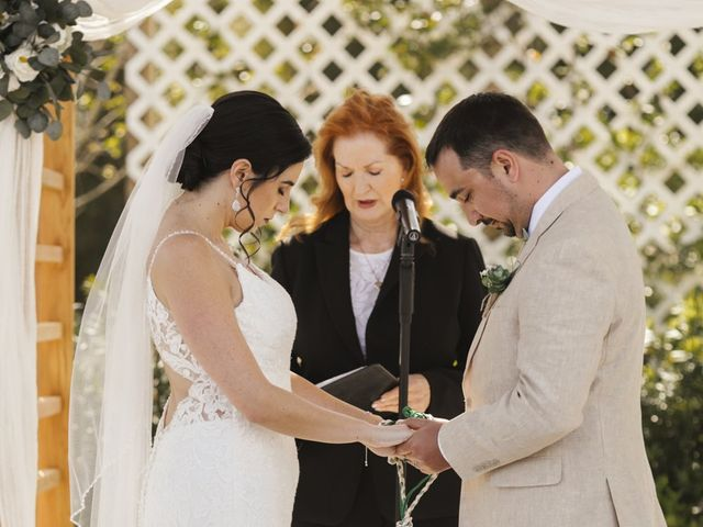 Andrew and Kiara's Wedding in Mims, Florida 89
