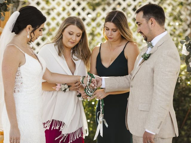 Andrew and Kiara's Wedding in Mims, Florida 90