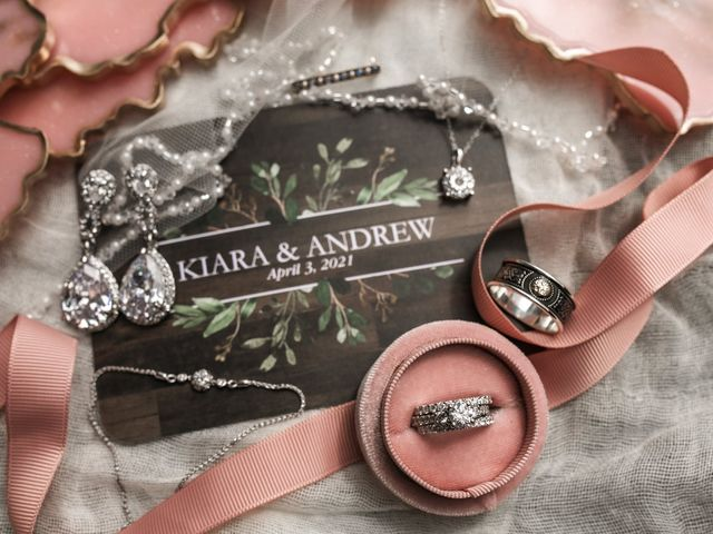 Andrew and Kiara's Wedding in Mims, Florida 2