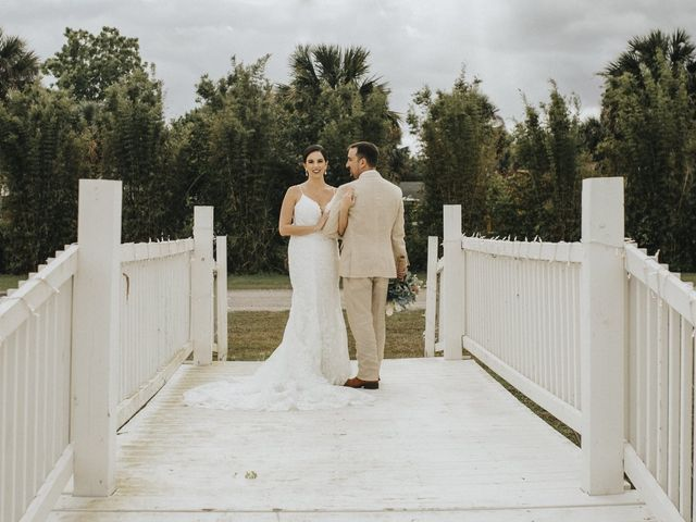 Andrew and Kiara's Wedding in Mims, Florida 110