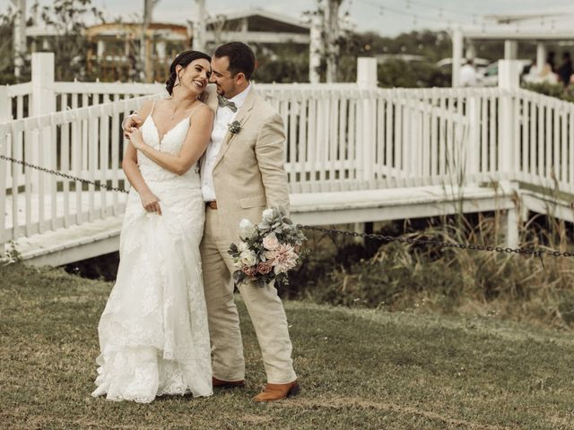 Andrew and Kiara's Wedding in Mims, Florida 122