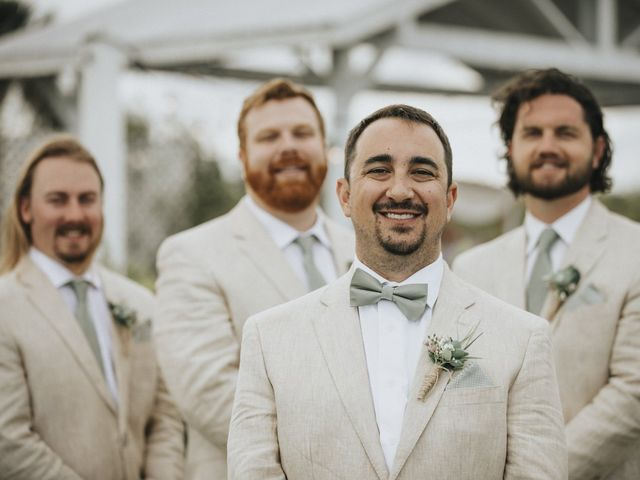 Andrew and Kiara's Wedding in Mims, Florida 125