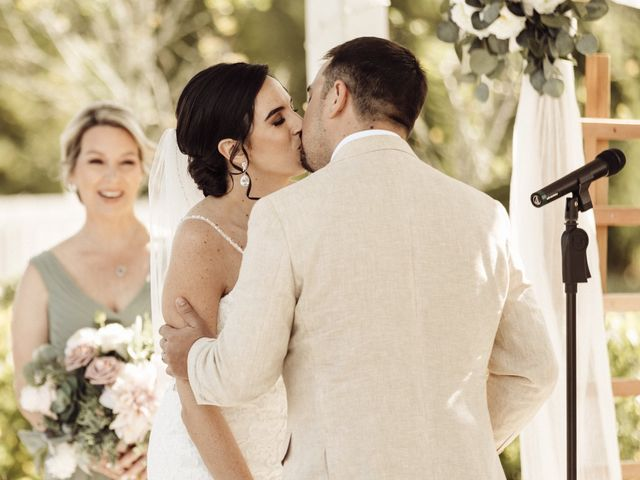 Andrew and Kiara's Wedding in Mims, Florida 130