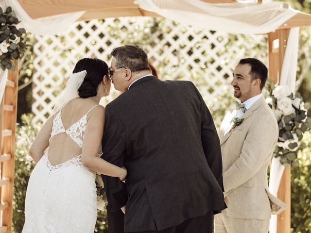 Andrew and Kiara's Wedding in Mims, Florida 135