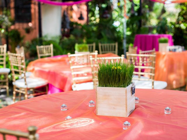 Melissa and Diego's Wedding in Miami, Florida 12
