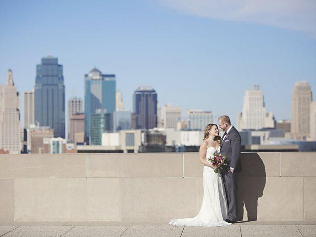 Kayla and Karl's Wedding in Kansas City, Missouri 20