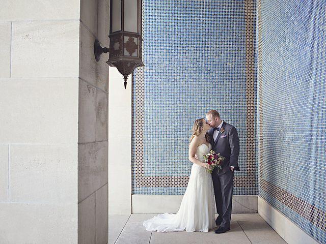 Kayla and Karl's Wedding in Kansas City, Missouri 19