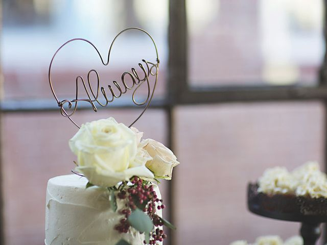 Kayla and Karl's Wedding in Kansas City, Missouri 25