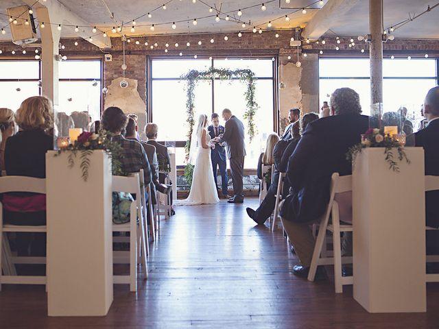 Kayla and Karl's Wedding in Kansas City, Missouri 18