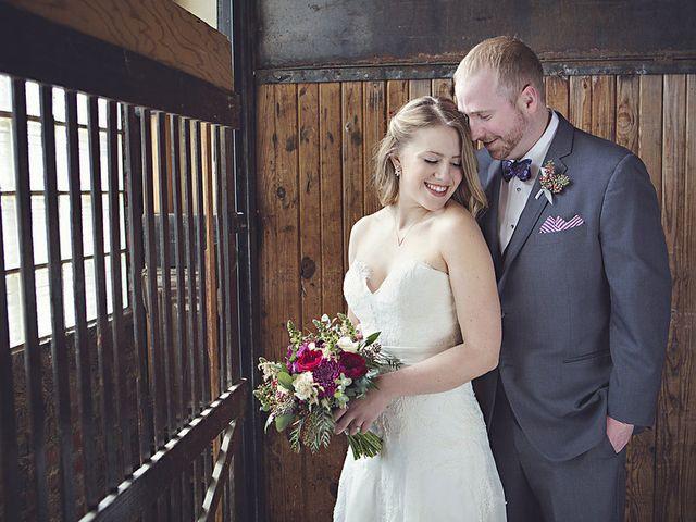 The wedding of Karl and Kayla