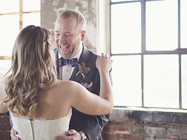 Kayla and Karl's Wedding in Kansas City, Missouri 13
